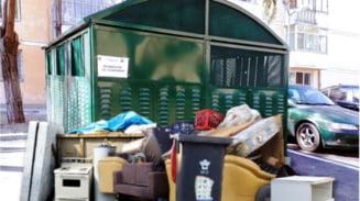 RAMNICU VALCEA: Se colecteaza gratuit deseurile voluminoase si deseurile de echipamente electrice si electronice