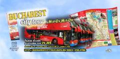 RATB suspenda linia turistica din motive meteo. In Bucuresti, se anunta 25 de grade