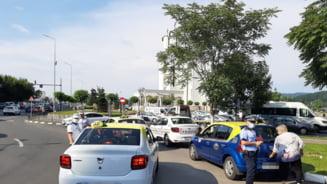 RAZIE pe drumurile din Valcea: Au fost vizate taxiurile pirat!