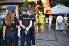 RAZIE sanitara la Complex Cucorani, o armata de politisti, jandarmi, pompieri si inspectori in control: Clientii legitimati de Politie, localul AMENDAT - GALERIE FOTO & VIDEO