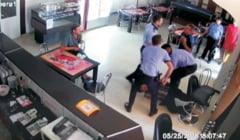 REACEsIA Politiei Valcea cu privire la imaginile video de la Berbesti aparute in presa