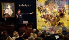 RECORD: O lucrare a pictorului roman Adrian Ghenie a fost vanduta cu 4 milioane de euro