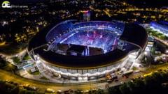 RECORD de spectatori pe Cluj-Arena: Peste 60.000 de oameni la concertul Avicii de la UNTOLD