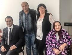 RESPECT! De ziua lor, bunicii de la Azilul din Singureni au petrecut cu presedintele Marian Mina si cu primarul Marian Patuleanu! (FOTO)