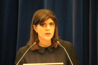 RFI a desemnat-o pe Laura Codruta Kovesi personalitatea europeana a saptamanii