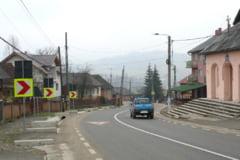 RONA DE JOS: Canalizarea, blocata de DN 18