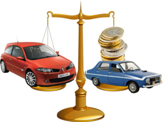 Rabla 2010: pana la zece masini vechi, acceptate la achizitonarea uneia noi