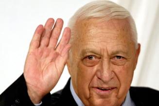 Rachete lansate din Fasia Gaza inainte de inmormantarea lui Ariel Sharon