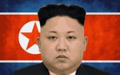 Rachetele balistice au lipsit de la parada militara din Coreea de Nord