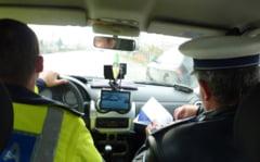 Radarele Politiei au facut 25 de victime, in weekend
