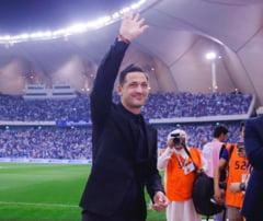 Radoi, aplaudat de 60.000 de oameni la revenirea in Arabia Saudita (Video)