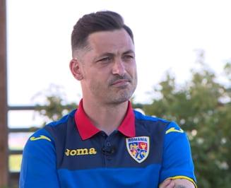Radoi anunta tactica nationalei Romaniei pentru meciul cu Anglia de la Campionatul European