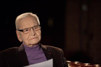 Radu Beligan implineste 96 de ani - Victor Ponta, mandru si bucuros
