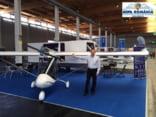 Radu Berceanu a proiectat un avion: Vrea sa devina un fel de Logan al aparatelor de zbor (Foto)
