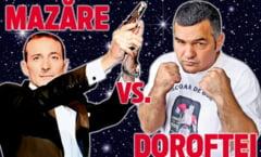 Radu Mazare, in ringul de box - Va lupta cu Leonard Doroftei