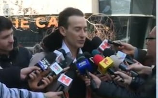 Radu Mazare a fost retinut - e acuzat ca a luat mita noua milioane de euro