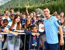 """Radu Stefan da cartile pe fata dupa ce a fost iertat de sefii lui Lazio: """"Imi cer scuze"""""""