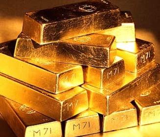 Radulescu (BNR): Majorarea rezervei de aur a BNR ar avea doar un rol psihologic