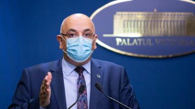 Raed Arafat: Cu cat ne dorim sa ajungem mai repede la normalitate, cu atat trebuie sa indrumam oamenii spre vaccinare