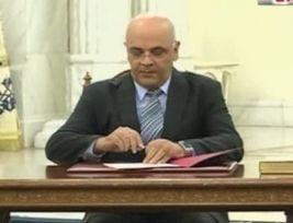 Raed Arafat a depus juramantul - Ce l-a rugat Traian Basescu pe noul ministru al Sanatatii