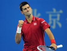 Rafa Nadal, distrus de Novak Djokovici in marea finala de la Beijing