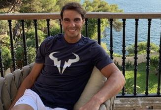 Rafa Nadal, somat sa-si ceara scuze dupa reactia fara precedent avuta la Turneul Campionilor