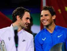 Rafa Nadal a explicat cauzele esecului cu Roger Federer, in finala de la Shanghai