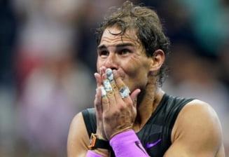 Rafa Nadal explica de ce a plans in hohote la US Open