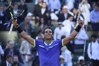 Rafa Nadal face istorie si castiga al zecelea titlu la Roland Garros