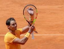 Rafa Nadal se califica in finala la Roma dupa o victorie in fata lui Novak Djokovici