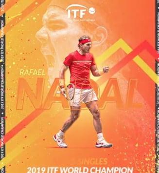 Rafa Nadal si Ashleigh Barty, campionii mondiali ai tenisului in 2019