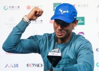 "Rafael Nadal: ""Am incredere ca Muguruza va reveni pe primul loc, e cea mai buna"""