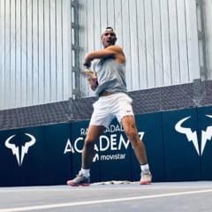 Rafael Nadal a devenit jucatorul cu cele mai multe saptamani consecutive in Top 10 ATP