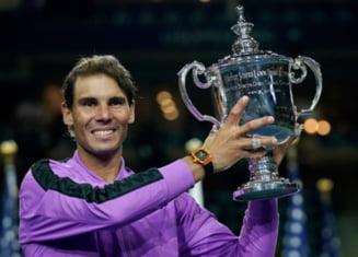 Rafael Nadal castiga US Open dupa o finala de poveste