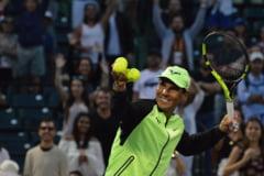 Rafael Nadal risca sa piarda primul loc in clasamentul ATP