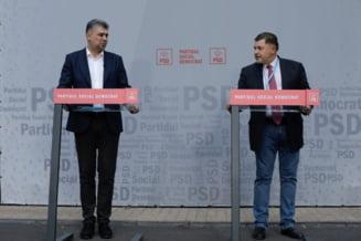 Rafila este alesul PSD pentru functia de premier. Ciolacu a anuntat conditiile