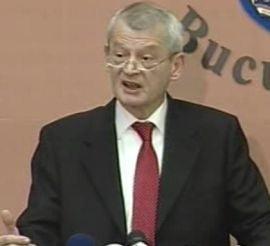 Raicu: Oprescu a propus cresterea redeventelor pentru cabinetele medicale