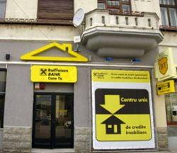 Raiffeisen Bank: Scadere economica de 7,5% in 2009