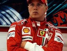 Raikkonen nu va pilota anul viitor in Formula 1