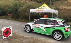 Raliul Sibiului - Dan Girtofan cel mai rapid in sesiunea de shakedown de la Calugaru
