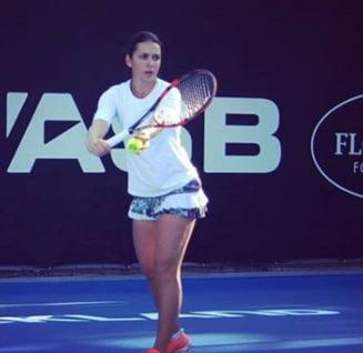 Raluca Olaru, invinsa in semifinale la Strassbourg