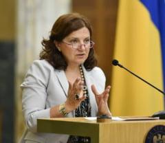 Raluca Pruna: Eu astept inca dezvaluirile extraordinare ale lui Toader despre dosarul de candidat al lui Lazar