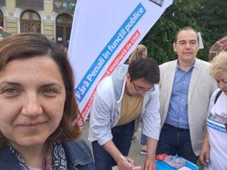 Raluca Pruna: Nu exista stat paralel! Un complet care l-a achitat pe Tariceanu condamna cu executare pe Dragnea