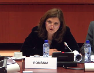 Raluca Pruna: Ultimul ceas a trecut. Ne place ca suntem injurati pe banii nostri de golani ajunsi in Parlament?