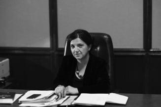 Raluca Pruna, fost ministru al Justitiei, despre raportul lui Toader: O insailare de motive bazate pe impresii, nu pe lege