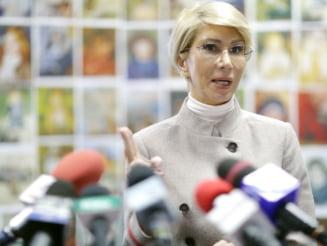 Raluca Turcan: Ne vom angaja raspunderea pentru abrogarea recursului compensatoriu, daca legea nu e modificata in Parlament
