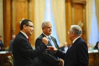 Raluca Turcan: Ponta se pregateste sa fie combinatia Nastase - Iliescu la patrat
