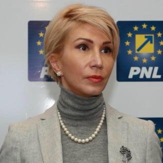 Raluca Turcan, cel mai activ lider de grup din Parlamentul Romaniei