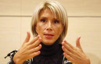 Raluca Turcan, despre schimbarea lui Boc si suspendarea lui Banias