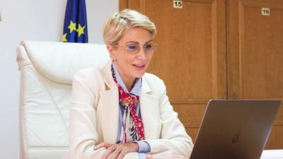 "Raluca Turcan, mesaj de Ziua Muncii: ""Saracia si valoarea muncii raman o mare problema in tara noastra"""